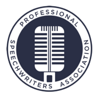 Professional Speechwriter Association Logo